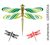 Dragonflies Are Three Wings On...
