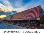 Freight Train Accident.