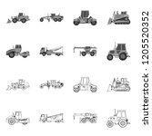 vector illustration of build...   Shutterstock .eps vector #1205520352