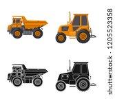 vector design of build and...   Shutterstock .eps vector #1205523358