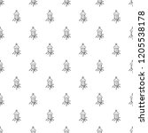 diamond amulet pattern vector... | Shutterstock .eps vector #1205538178