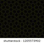 vector geometric seamless... | Shutterstock .eps vector #1205573902