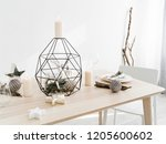 Interior Of Light Room With...