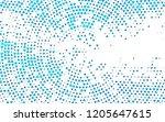 light blue vector texture in...   Shutterstock .eps vector #1205647615