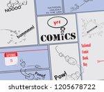 calendar events of september  ...   Shutterstock .eps vector #1205678722