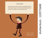 cartoon vector background | Shutterstock .eps vector #120573688