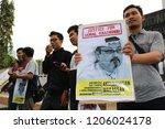 makassar  indonesia   october...   Shutterstock . vector #1206024178