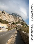 gibraltar  united kingdom  2nd... | Shutterstock . vector #1206053998