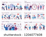 vector illustrations of the... | Shutterstock .eps vector #1206077608