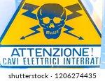 bologna  italy    october 17 ... | Shutterstock . vector #1206274435
