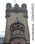 schloss drachenburg castle k...   Shutterstock . vector #1206314512
