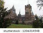 schloss drachenburg castle k...   Shutterstock . vector #1206314548
