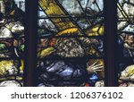 lichfield  england   oct 15 ... | Shutterstock . vector #1206376102
