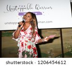 Small photo of LOS ANGELES - OCT 16: Breshan Shaw at the Women Empowering Women - The Unstoppable Warrior at the Yamashiro Hollywood on October 16, 2018 in Los Angeles, CA