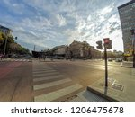 buenos aires  argentina  ... | Shutterstock . vector #1206475678