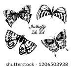 nifty gentle hand drawn...   Shutterstock .eps vector #1206503938