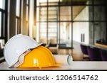 construction house and building.... | Shutterstock . vector #1206514762
