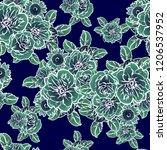 abstract elegance seamless...   Shutterstock . vector #1206537952