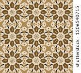 seamless background pattern...   Shutterstock . vector #1206540715
