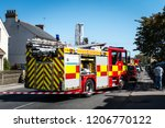 clacton on sea  essex   1st... | Shutterstock . vector #1206770122