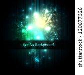 festive background of... | Shutterstock .eps vector #120677326