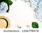 frame border with copy space of ...   Shutterstock . vector #1206798478