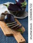 still life  healthy  fresh... | Shutterstock . vector #1206836722