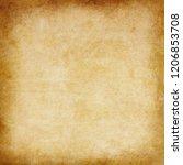 old paper texture   Shutterstock . vector #1206853708