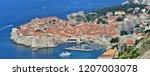 dubrovnik panoranic view    Shutterstock . vector #1207003078