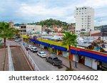 nogales in sonora  mexico  08... | Shutterstock . vector #1207064602
