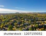 Aerial Photo Of Urban Sprawl In ...