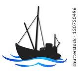 design for business  fishing...   Shutterstock .eps vector #120720496