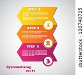 set of new labels   arrow  ... | Shutterstock .eps vector #120740725