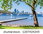 Matilda Bay And The Swan River...