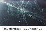 terrible dangerous car after a... | Shutterstock . vector #1207505428