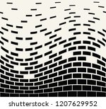 abstract seamless geometric... | Shutterstock .eps vector #1207629952