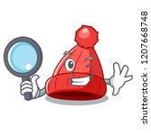 detective homemade funny and...   Shutterstock .eps vector #1207668748