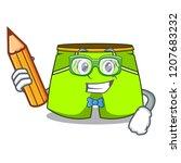 student cartoon sport fashion... | Shutterstock .eps vector #1207683232