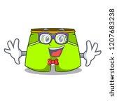 geek cartoon sport fashion... | Shutterstock .eps vector #1207683238