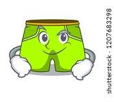 smirking cartoon sport fashion... | Shutterstock .eps vector #1207683298