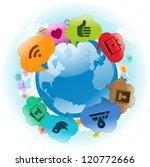 vector illustration of the... | Shutterstock . vector #120772666