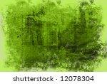 hi res grunge textures and... | Shutterstock . vector #12078304