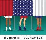 illustration depicting... | Shutterstock .eps vector #1207834585
