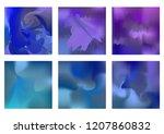 abstract creative concept...   Shutterstock .eps vector #1207860832