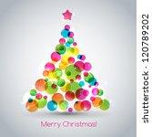 christmas tree   Shutterstock .eps vector #120789202