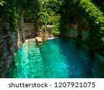 kabardinka  russia   july 18 ... | Shutterstock . vector #1207921075