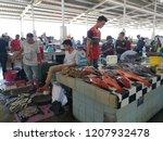 kota kinabalu sabah malaysia... | Shutterstock . vector #1207932478