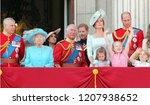 Queen Elizabeth  London  Uk ...