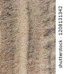 sand texture surface close up.... | Shutterstock . vector #1208131342