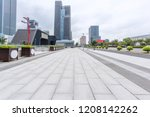 modern business city landmark... | Shutterstock . vector #1208142262